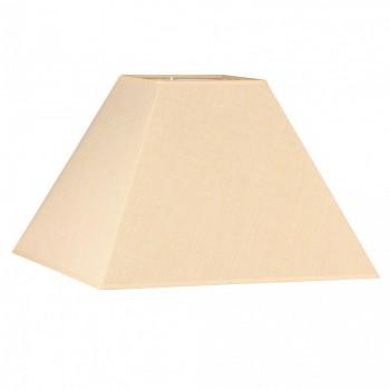 Абажур 120х300хН200 для настольной лампы пирамида, цвет на выбор