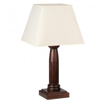 Лампа настольная Этна дуб шоколад