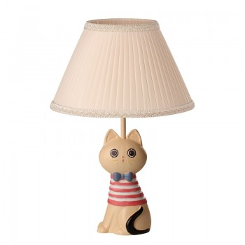 Лампа настольная Котик