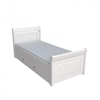 Кровать Бейли 90 с ящиком