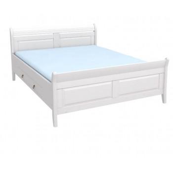 Кровать 2-х спальная Бейли 180 c ящиками