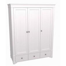Шкаф 3-х дверный Бейли