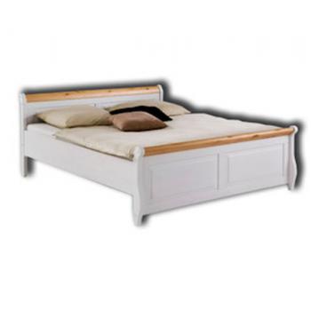 Кровать полуторная Мальта 140 без ящика