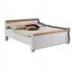 Кровать полуторная Мальта 140 без ящиков