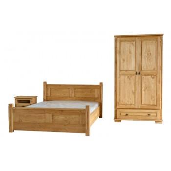Кровать Хлоя односпальная 90х200 см