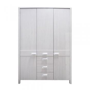 Шкаф 3-х дверный Мадейра Д6160