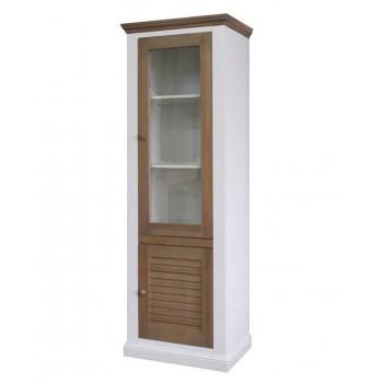 Шкаф с витриной Мейсон 2685 БМ860