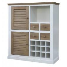 Шкаф комбинированный Мэйсон 2689 БМ860