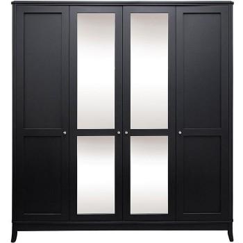 Шкаф 4-х дверный Тиффани БМ 2554-01