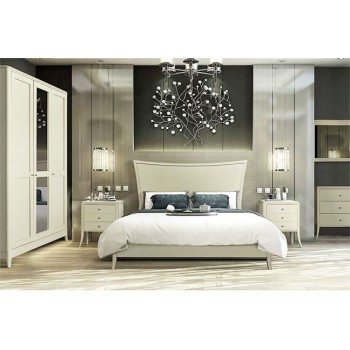 Спальня Тиффани цвет олива