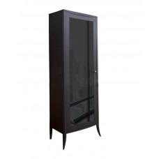 Шкаф с витриной Тиффани БМ-2425