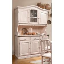 Шкафы и витрины из сосны