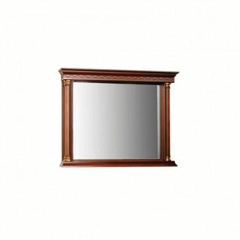 Зеркало Омега 18 (Темный орех)