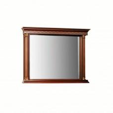 Зеркало Омега 19 (Темный орех)