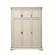 Шкаф 3-х дверный Омега 34-1 (Слоновая кость)