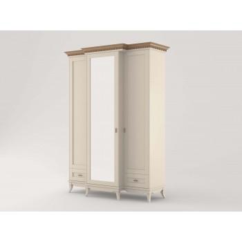 Шкаф трехдверный Римини
