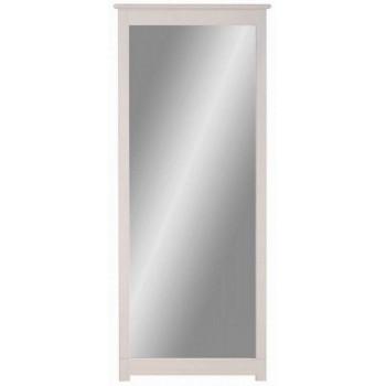 Зеркало Рауна 200 белый воск