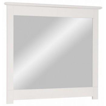 Зеркало Рауна белый воск