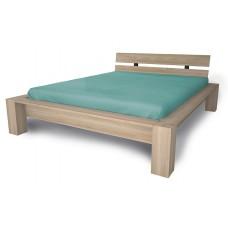 Кровать «Riva» (160) 2-спальная бланш