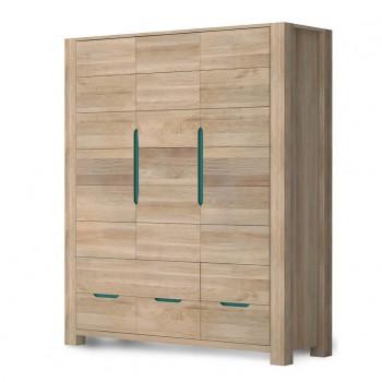 Шкаф Riva 3-х дверный
