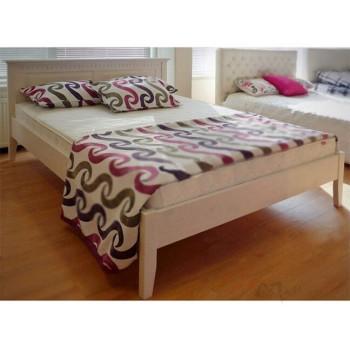 Кровать двухспальная Боцен Д7183-10 с низким изножьем