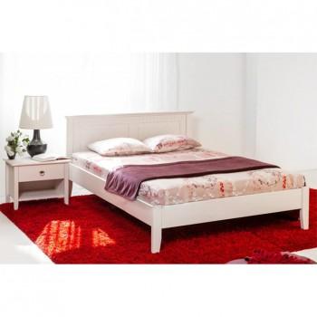 Кровать двухспальная Боцен Д7183-13 с низким изножьем