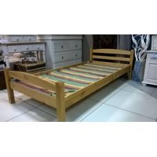 Кровать односпальная Гольф 90 бейц
