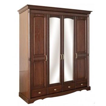 Шкаф 4-х дверный БМ 2164-01