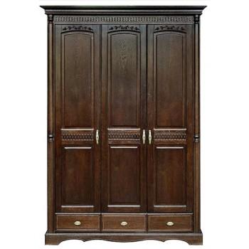 Шкаф 3-х дверный Паола БМ-2165