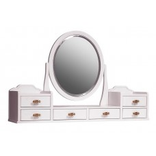 Надставка с зеркалом Паола БМ-2330