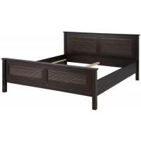 Кровать двуспальная Рауна 160 колониал