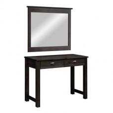 Стол туалетный с зеркалом Рауна колониал